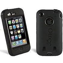 OtterBox社製iPhone 3GS/3G defender[iPhone 3GS/3G用ケース] ブラック