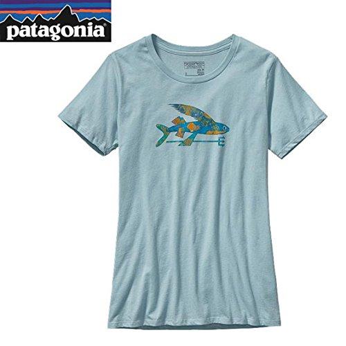 パタゴニア アイルワイルドフライング フィッシュ