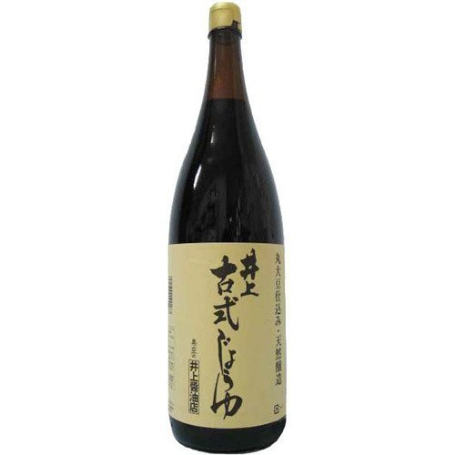 井上醤油店 古式じょうゆ 1.8L