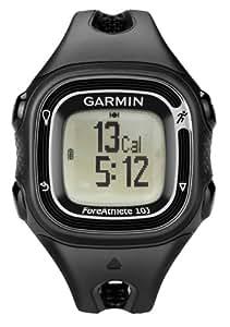 GARMIN(ガーミン) ランニングGPS ForeAthlete 10J ブラック/シルバー 日本語版 【日本正規品】
