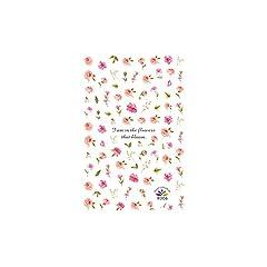 ネイルシール アンティークローズシール ジェルネイル ネイルアート 花柄 花びら フラワーネイル 薔薇 セルフネイル