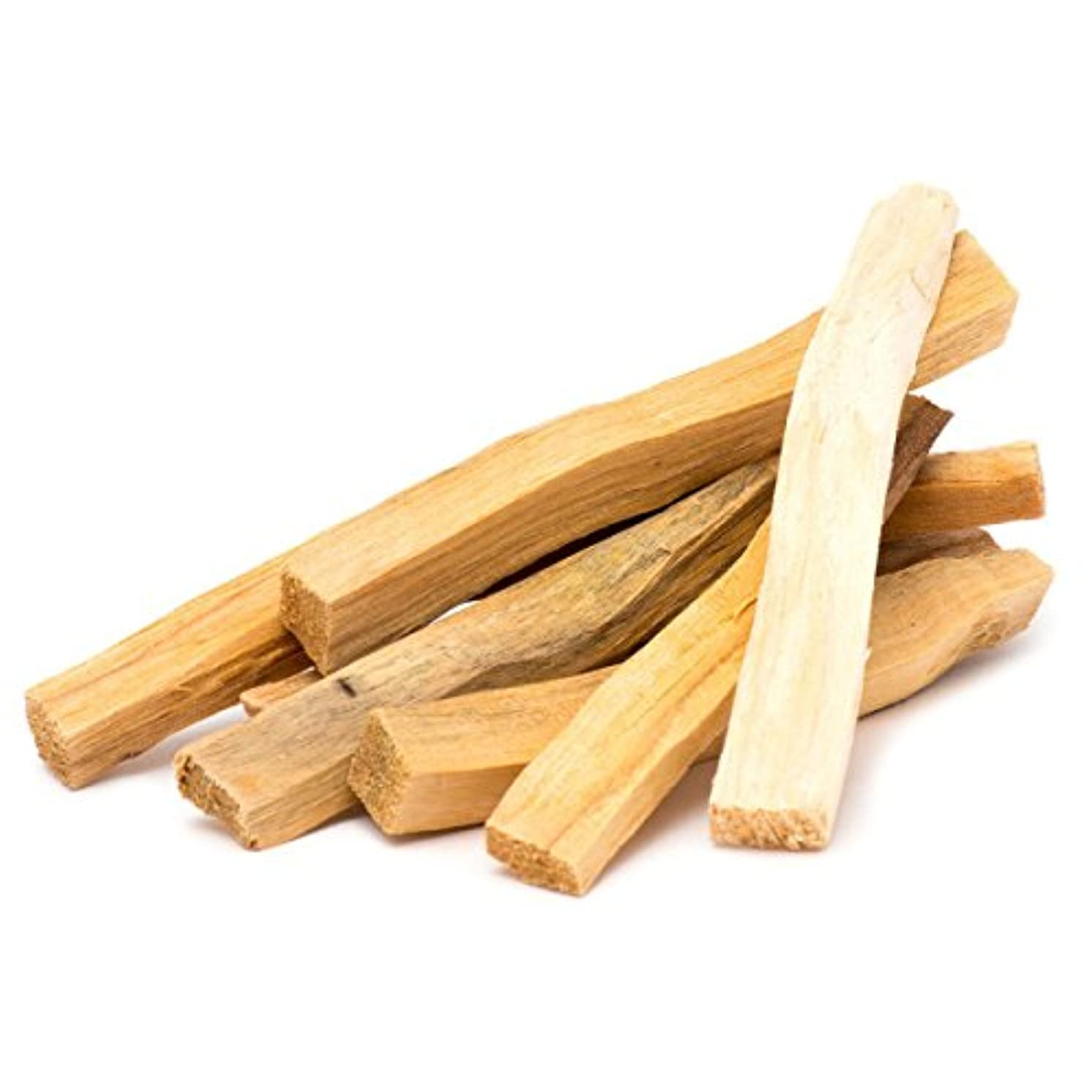 ベッドを作る署名依存するPalo Santo – 有機 – 6 Sticks – By Earthwise Aromatics