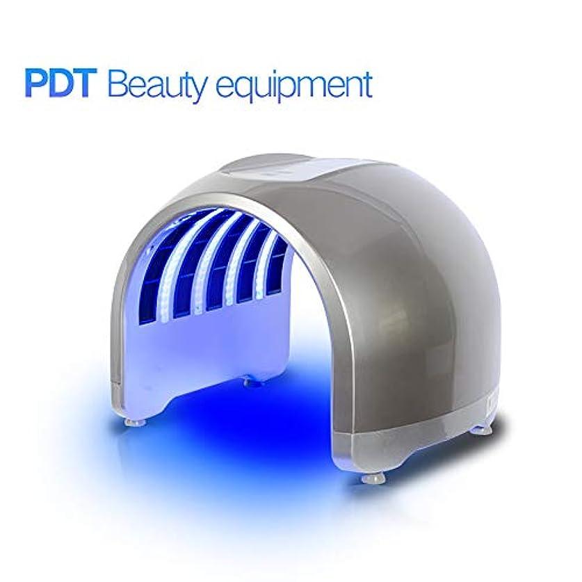 セッティングペルソナ関係する4色PDT LEDライト療法機械-顔首ボディのための反老化のスキンケア用具