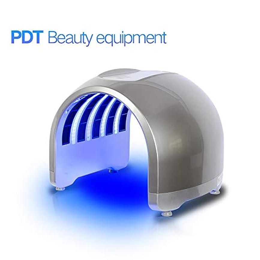 コンベンション証言する必要ない4色PDT LEDライト療法機械-顔首ボディのための反老化のスキンケア用具