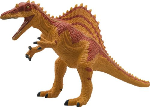 70666 スピノサウルスビニールモデル