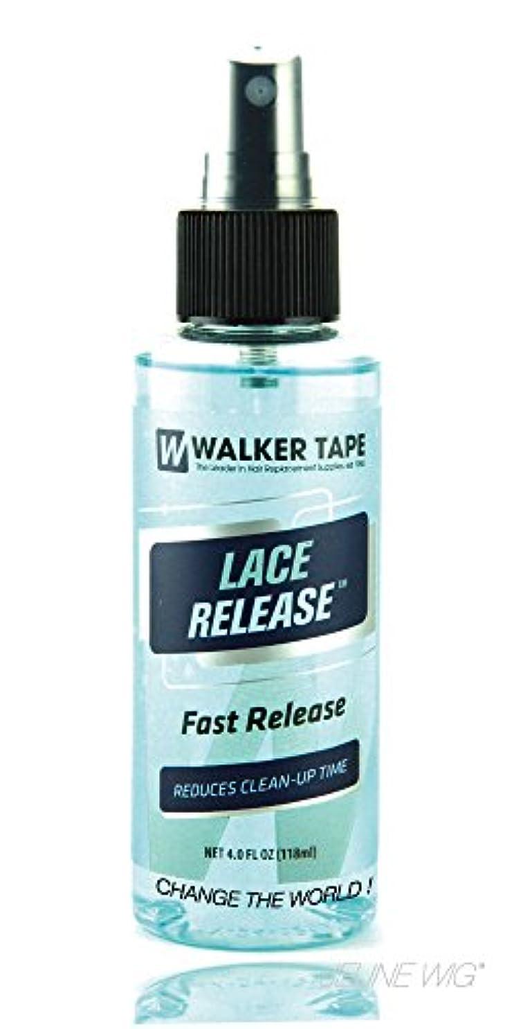 因子主人感動するアルコール系リムーバー:LACE RELEASE [並行輸入品]
