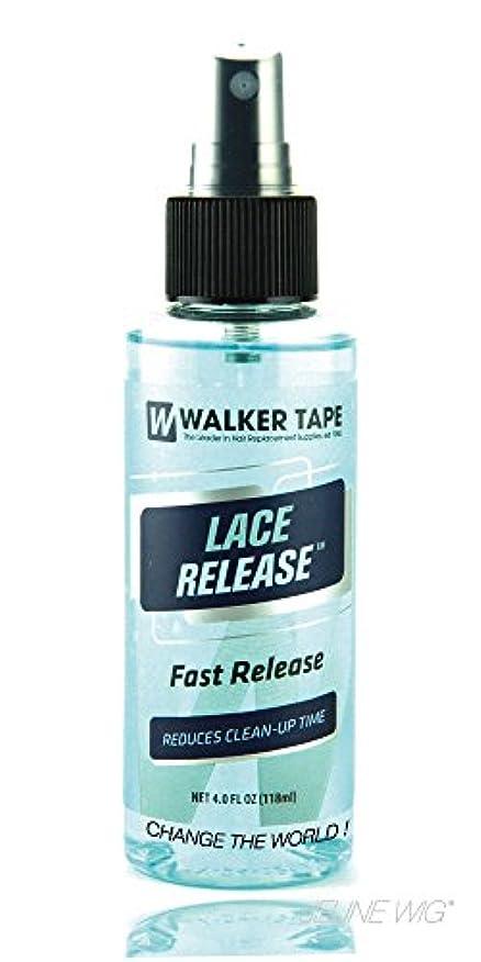 ばかげているスペシャリスト導入するアルコール系リムーバー:LACE RELEASE [並行輸入品]
