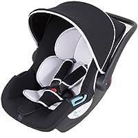 日本育児 チャイルドシート スマートキャリー ISOFIX ベースセット ブラック 新生児~13kgまで対象 スマートキャリー専用 ISOFIXベースとのセット