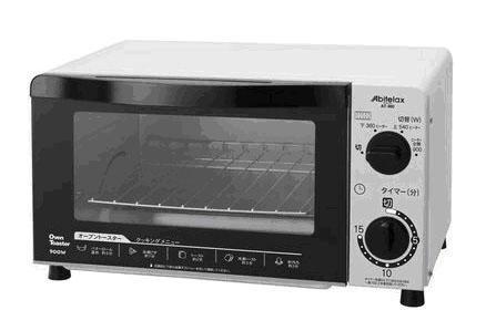アビテラックス オーブントースター AT980-W 【人気 ...