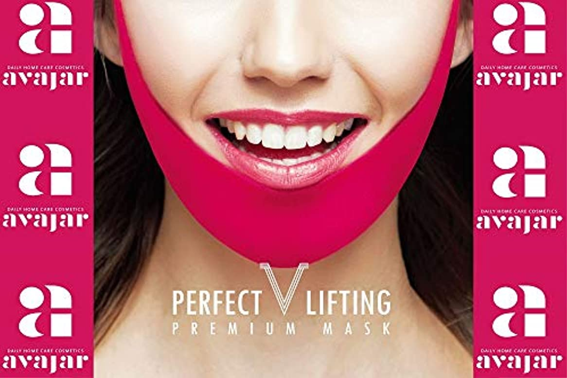 ご近所ウイルスすずめPERFECT V LIFTING PREMIUM MASK