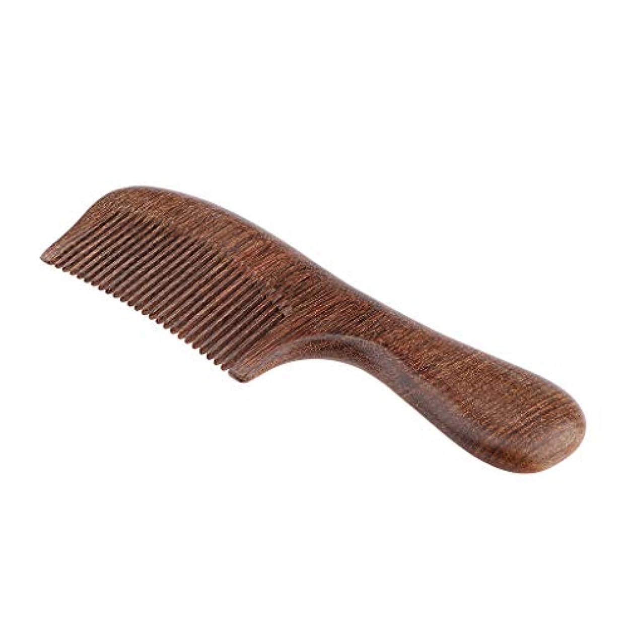 発明する言う砂利木製櫛 ヘアブラシ ウッドコーム