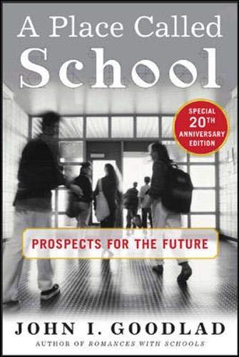 Download A Place Called School: Twentieth Anniversary Edition 0071435905