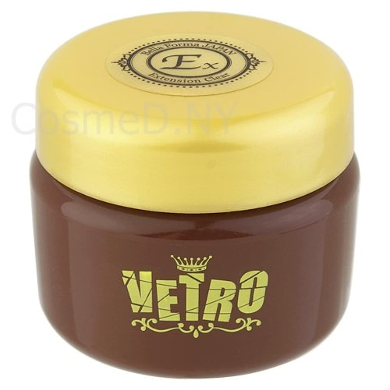 VETRO VCL-045イクステンションクリア 45ml LED/UV対応