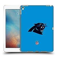 オフィシャル NFL プレーン カロライナ・パンサーズ ロゴ iPad Pro 9.7 (2016) 専用ハードバックケース