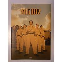 舞台パンフレット「BIG BIZ」2003年公演 演出:G2 松尾貴史・粟根まこと・八十田勇一・松永令子・後藤ひろひと
