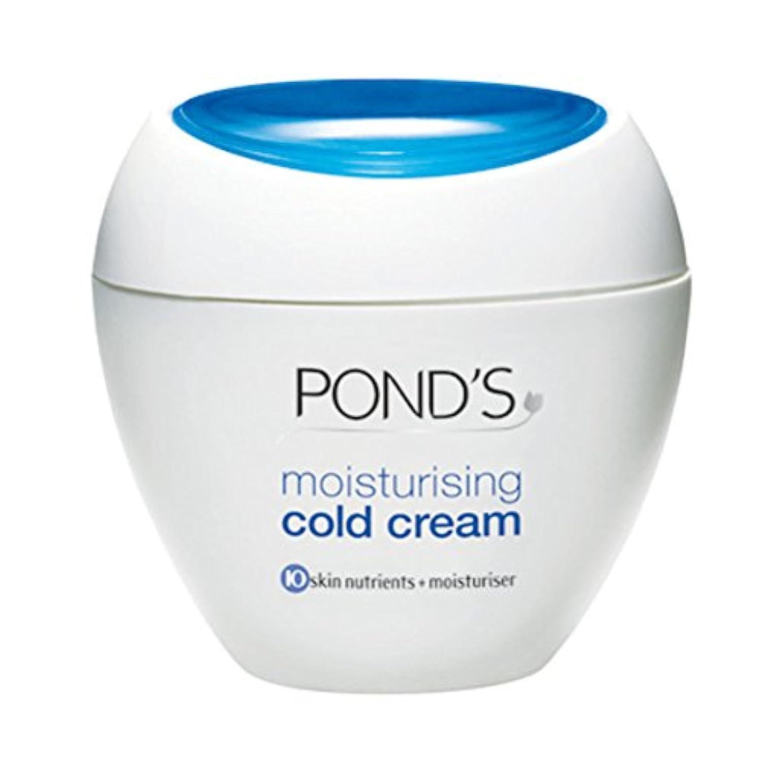 退屈させる生活塗抹Ponds Moisturising Cold Cream 30ml