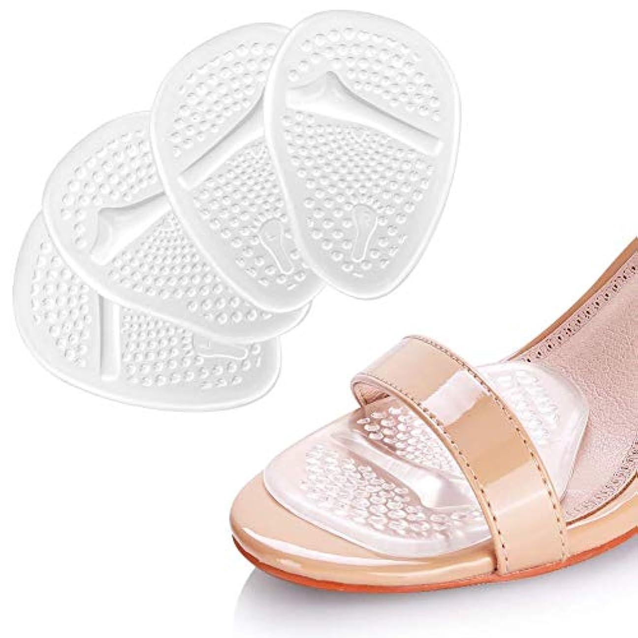 ハイライト補正任命脛骨パッド、サッカーパッド、女性の脛骨パッド、女性の靴の中敷用の終日痛み緩和コンフォートコード(透明)