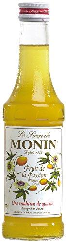 MONIN(モナン) パッションフルーツシロップ 250ml