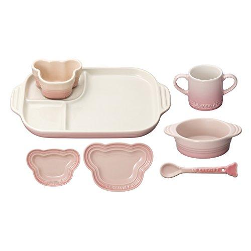 ルクルーゼ ベビー テーブルウェア セット 子供用 食器セット...