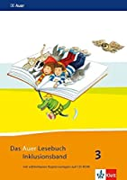 Das Auer Lesebuch. Kopiervorlagenband Foerdern und Inklusion mit CD-ROM. 3. Schuljahr. Ausgabe fuer Bayern - Neubearbeitung 2014