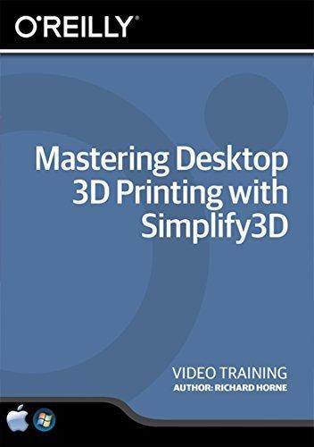 Mastering Desktop 3D Printing with Simplify3D - Training DVD [並行輸入品]