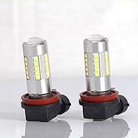 【シェアスタイル】150WLED 【ホワイト】 H8/H11/H16兼用 LEDバルブ 特殊加工で新設計 高輝度