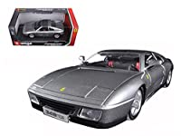 フェラーリ348ts Grey 1/ 18by Bburago 16006