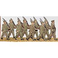 Langleyモデル8 Soldiers 1 Officer 1908 – 37第1次世界大戦OOスケール未塗装キットf49