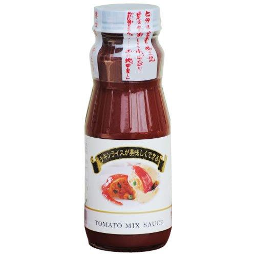 チキンライスが美味しくできるトマトミックスソース 390g