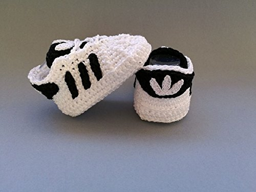 Crochet Pattern Baby Adidas Su...