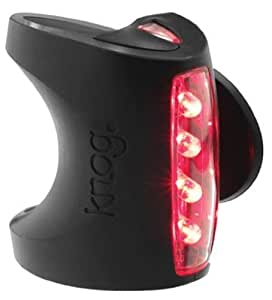 knog(ノグ) SKINK 4LED/RED BLACK  KSL551-02