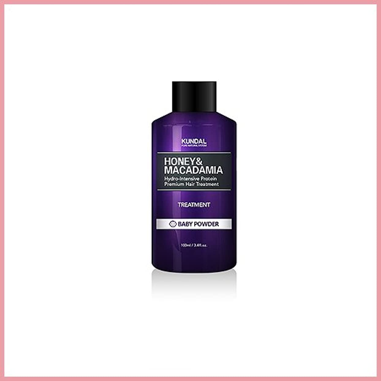 粗い面貧しい[KUNDAL/クンダル] Kundal Premium Hair Treatment 100ml [2017年韓国満足度1位][TTBEAUTY][韓国コスメ]