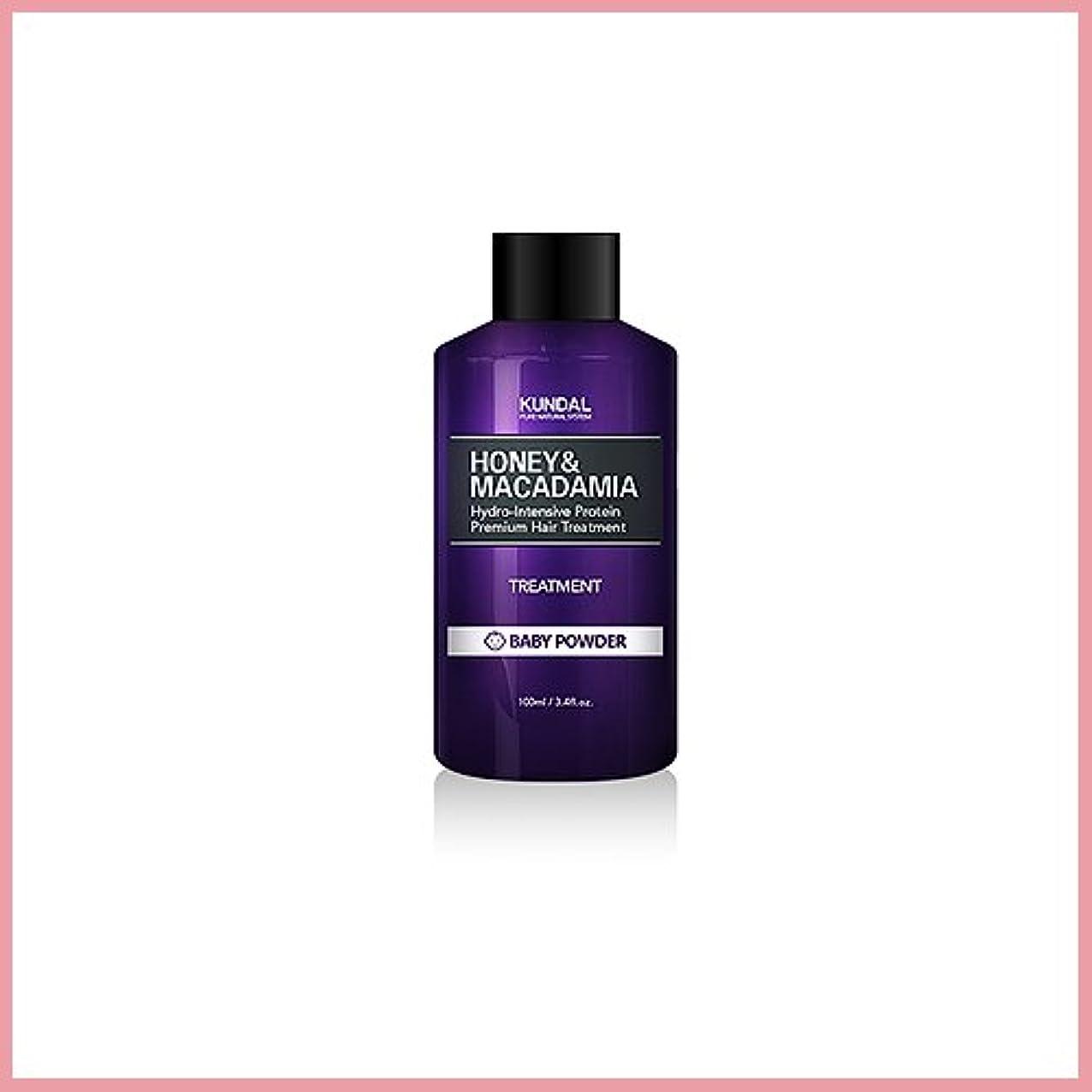 弁護郵便局天窓[KUNDAL/クンダル] Kundal Premium Hair Treatment 100ml [2017年韓国満足度1位][TTBEAUTY][韓国コスメ]