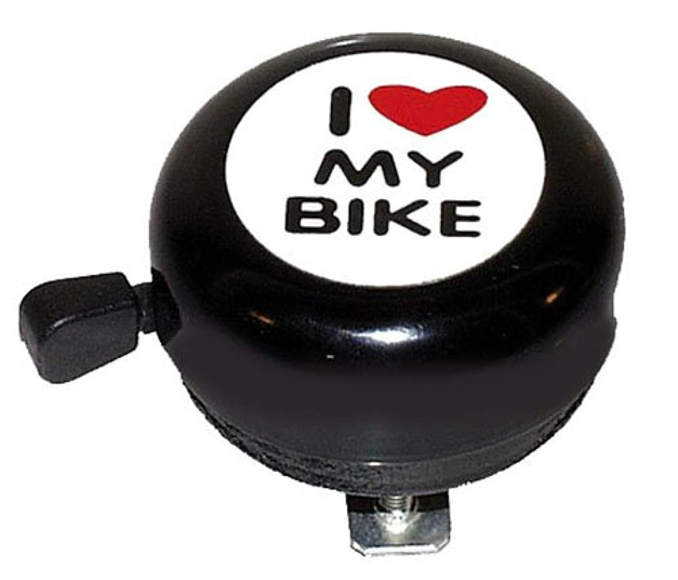 寄生虫風エネルギーVentura I Love My Bike Bell by Ventura