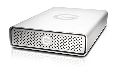 G-Technology  HGST  G-DRIVE USB G1 6TB USB3.0対応 外付けハードディスク  3年保証  0G03677AZ