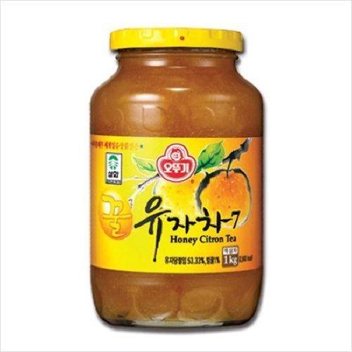 【三和 】 はちみつ柚子茶 ( はちみつゆずちゃ )1kg