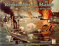 APL: Remember the Maine Board Game for the Great War at Sea Game Series [2nd ed of 1898]