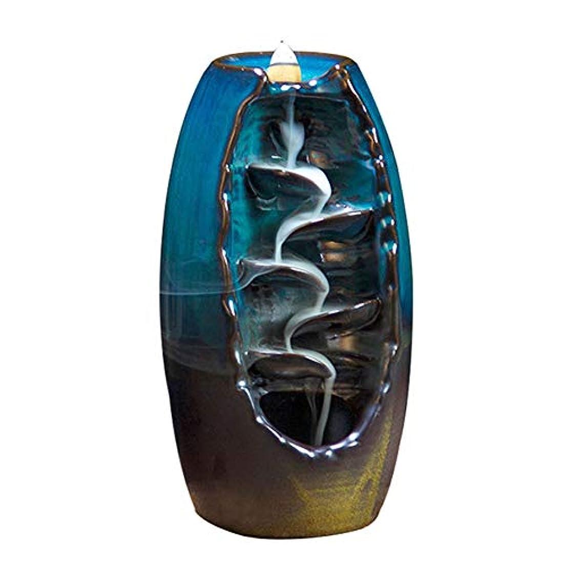 暗いマウンドスムーズにhownnery ホーム寝室会議室オフィス高山水香バーナー装飾煙流セラミック香装飾