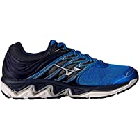 Mizuno Men's Wave Paradox 5 Running Shoes, Directoire Blue/Silver/Dress Blues