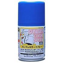 GSIクレオス ガンダムカラースプレー MSブルー ガンプラ専用色 スプレー塗料 SG02