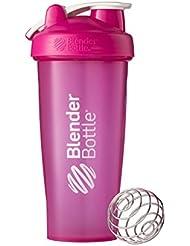 Blender Bottle(ブレンダーボトル) 【日本正規品】 Blender Bottle Classic w/Loop Full‐Color 28オンス(800ml) BBCLWL28FC PK