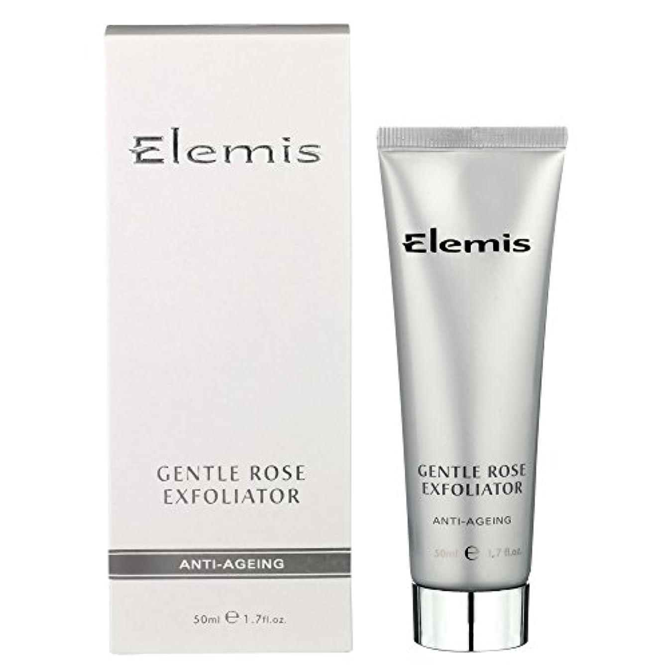 絞るありがたいキャッチエレミスは穏やかなエクスフォリエーターをバラ (Elemis) (x6) - Elemis Gentle Rose Exfoliator (Pack of 6) [並行輸入品]