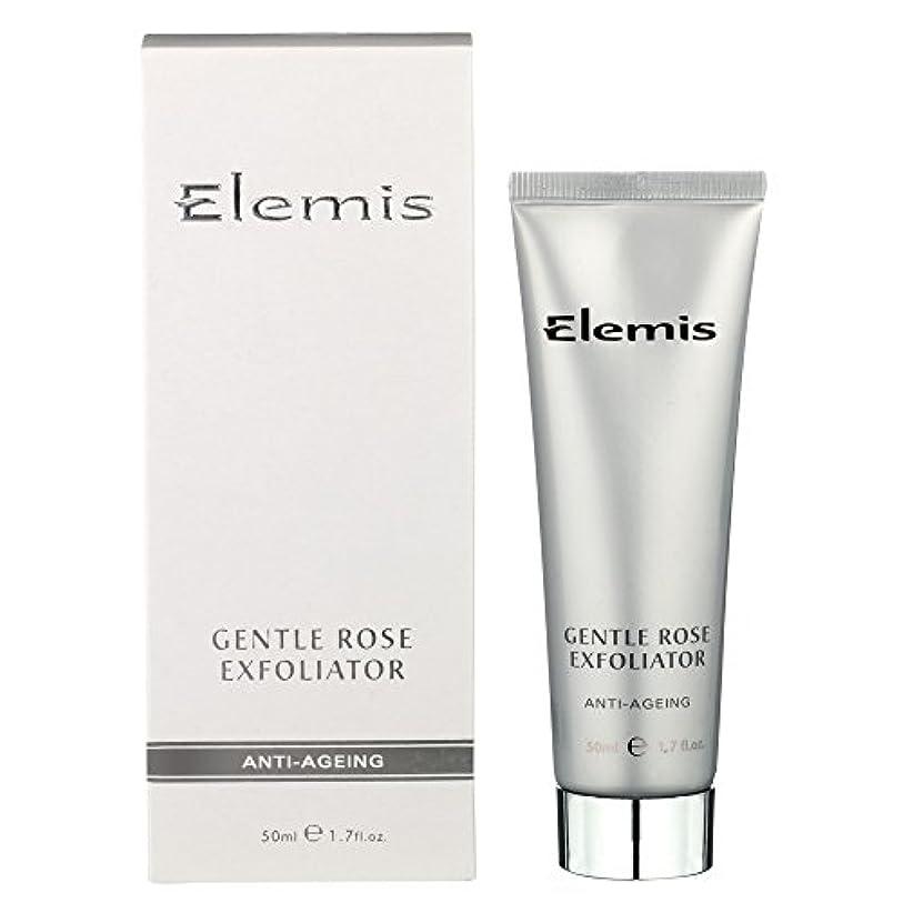 リットル申請者上にエレミスは穏やかなエクスフォリエーターをバラ (Elemis) (x6) - Elemis Gentle Rose Exfoliator (Pack of 6) [並行輸入品]