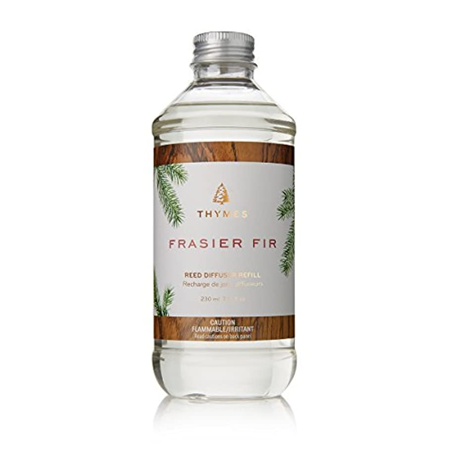 万一に備えてバランスのとれた下手Thymes Fraiser Fir Reed Diffuser Oil Refill, 7.75 fl oz (230ml) by Thymes
