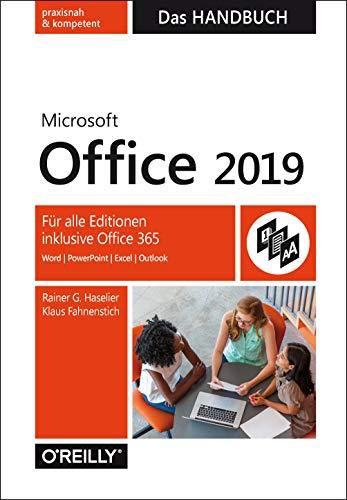 Microsoft Office 2019 - Das Ha...