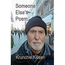 Someone Else's Poem