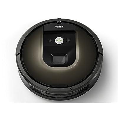 iROBOT ロボットクリーナー ルンバ980 ダスク R980060