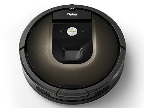 iROBOT ロボットクリーナー ルンバ980 R980060 ブラック系