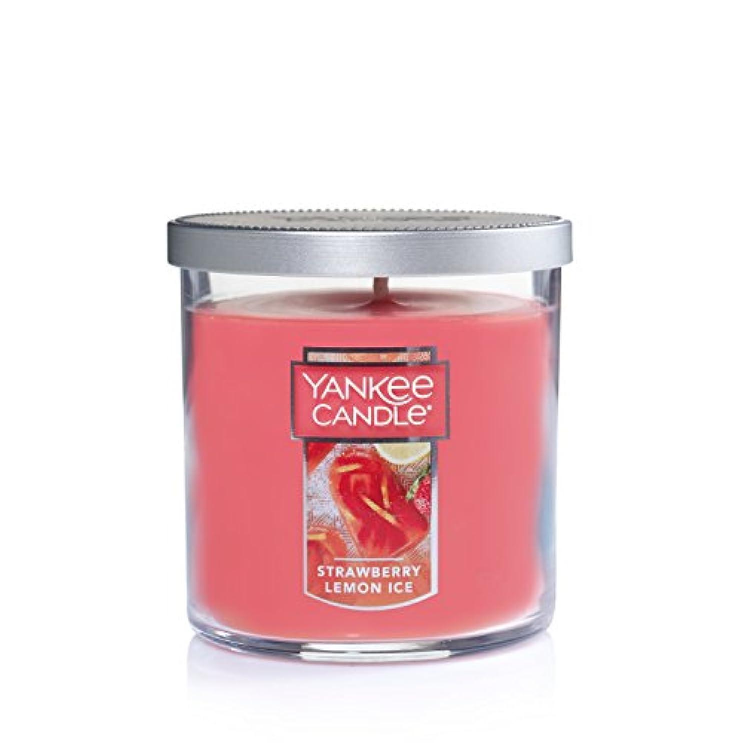 創造かける砲撃Yankee Candleキャンドル ストロベリ?レモンアイス Small Tumbler Candle 1351669Z