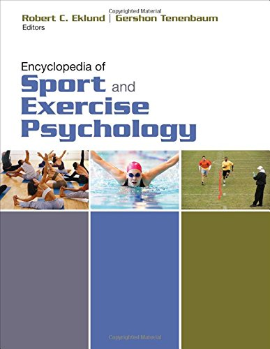 Download Encyclopedia of Sport and Exercise Psychology 1452203830